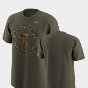 UT For Men's T-Shirt Olive Alumni Legend Camo 701413-198