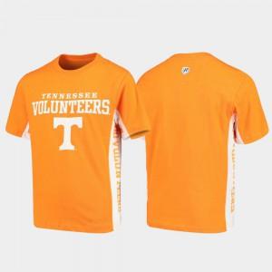 VOL For Kids T-Shirt Tennessee Orange Alumni Side Bar 651708-848